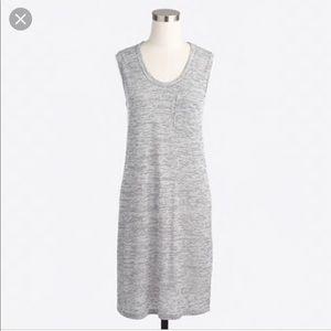 NWT J. CREW FACTORY STRIPED MODAL® POCKET DRESS